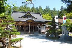 Kumano Hongu Taisha, Haiden (Worship Hall) -1 (May 2019)