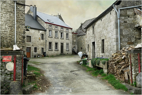 Ferme à Xhignesse - Hamoir, Province de Liège, Belgium