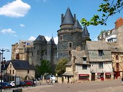Castillo de Vitré (Bretaña) - Photo of Balazé