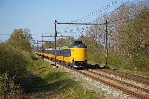 2 x NS ICM + IC-3  - IC 758 Groningen - Den Haag centraal  - Beilen