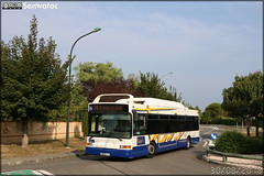 Heuliez Bus GX 317 GNV - Tisséo n°0365 - Photo of Gémil