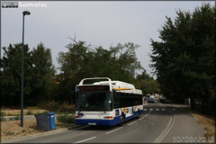 Heuliez Bus GX 317 GNV - Tisséo n°0357 - Photo of Gémil