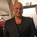 Prof. Dr. Heiko Kleve, Prof. Dr. Dr. habil. Steffen Roth, Prof. Dr. Wirth 2019 in Witten
