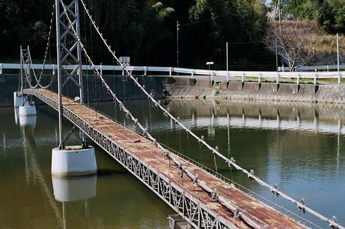 1/100 Akashi Channel Bridge