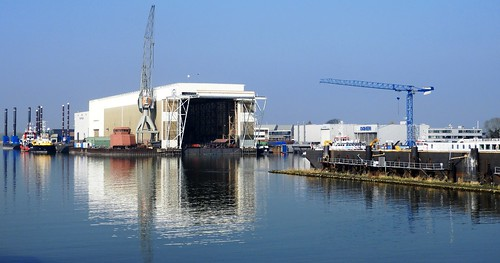 Damen Shipyards Hardinxveld, Netherlands