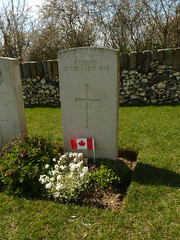 Unknown Canadian Soldier - Photo of Cayeux-en-Santerre