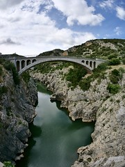 Gorges de l'Hérault - Photo of Saint-André-de-Sangonis