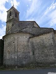 Eglise de Brissac, Hérault