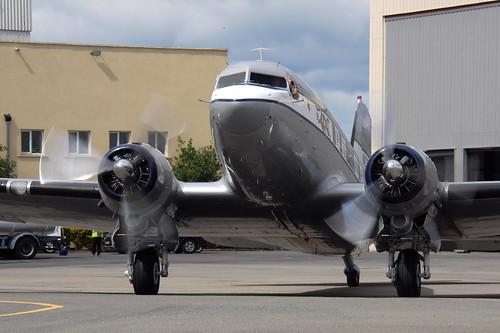 The Spirit of Benovia - N8336C DC-3A