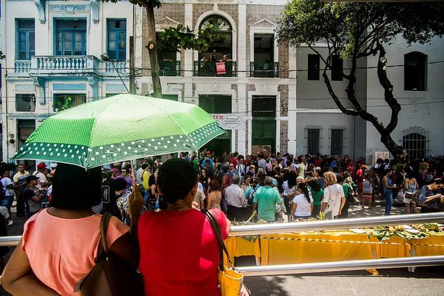 Armazém funcionará num casarão na Avenida Martins de Barros, no Santo Antônio - Créditos: Matheus Alves