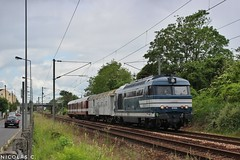BB67456 - MA100 - Train n°817586 Le Mans > Bobigny