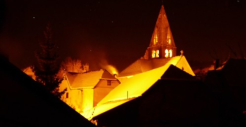 Saint-Paul-lès-Monestier (Isère, Fr) – Nuit noire