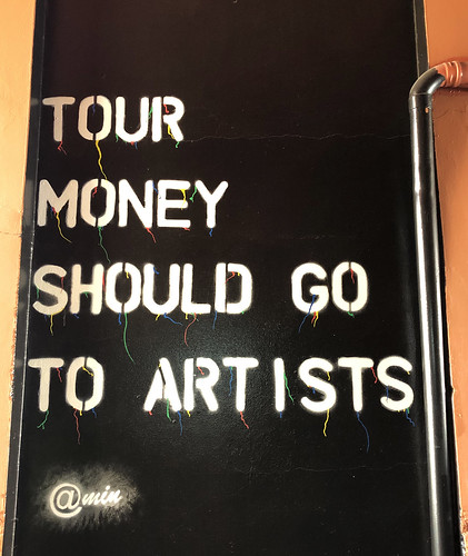 Tour Money by @min