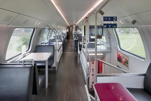 SBB IC 200 by Bombardier - Restaurant