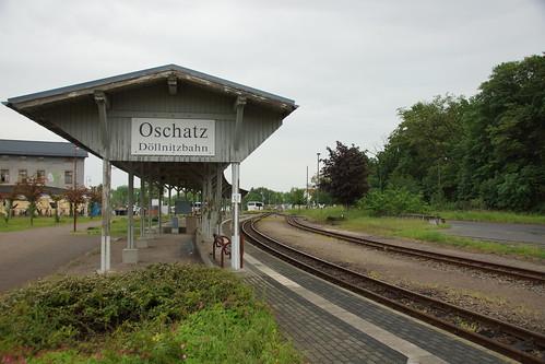 Bahnhof Oschatz
