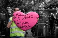 Paris, manifestation du 25 mai 2019 des gilets jaunes, Acte XXVIII