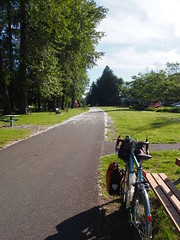 On the Centennial Trail