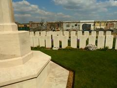 Méharicourt Communal Cemetery