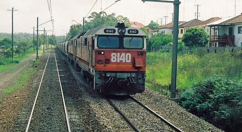 124-9A 1992-01-14 8140 and 8116 at Kotara