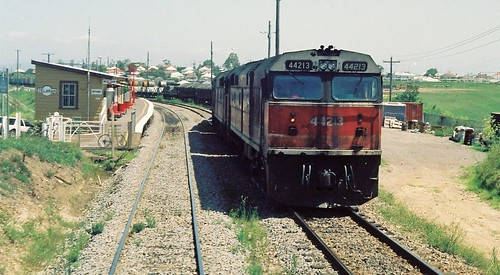 124-2A 1992-01-14 44213 and 442xx at Telarah