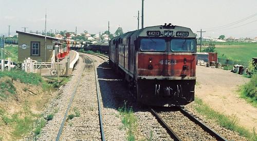 124-2A 1992-01-14 44213 and 442xx at Telarah