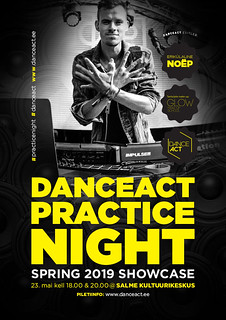 DanceAct Practice Night Spring 2019 Showcase