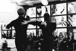 Kirill Belorukov & Polina Teleshova Latin Dance Masterclasses in Tallinn 2019