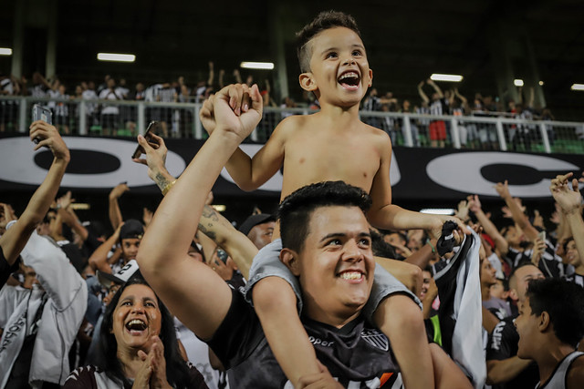 No meio da Massa: Atlético x U. La Calera - 28.05.2019 Copa Sulamericana 2019