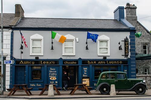 Adare - Aunty Lena's Pub Façade Main Street
