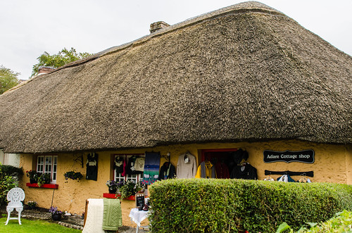 Adare - Thatched Cottage Shop Main Street