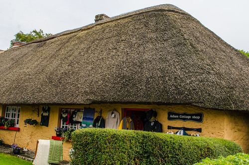 Adare - Thatched Cottage Shop Main Street 2