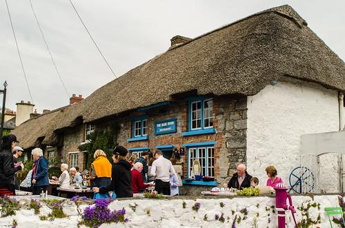 Adare - Thatched Blue Door Restaurant Main Street
