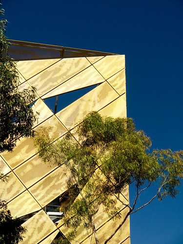 ECU - Gold Building