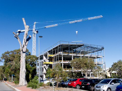 ECU - New Building
