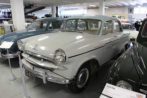 1957 Standard Vanguard Phase III Sedan