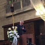 Fr. Rolf introduces Vassula