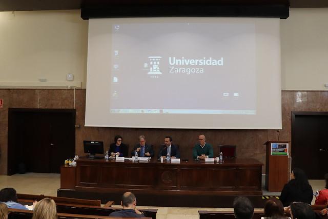 """Inauguración Jornada """"Menores no acompañados en Aragón: Situación y retos de futuro"""""""