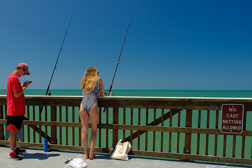 GIRLS AREN'T COMPLICATED, JUST TELL THEM THEY'RE BEAUTIFUL AND TAKE 'EM FISHING!