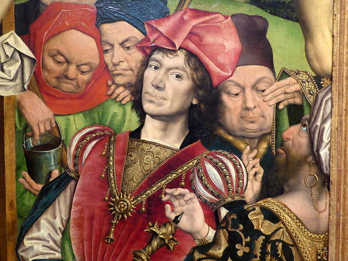 Derick Baegert. El buen centurión (1477-1478)