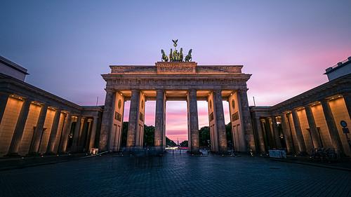 Brandenburg Gate - Berlin, Germany - Travel photography