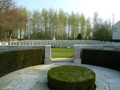 Auchonvillers Military Cemetery