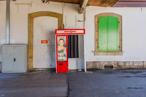 Gare de Chavornay