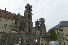 Cathedrale Notre-Dame Laon - Photo of Laon