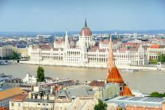 Hongrie, la ville de Budapest