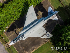 152263 USMC | McDonnell Douglas F-4N Phantom II | West Memphis, Arkansas