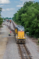UP 1149 | EMD GP60 | UP Brinkley Subdivision