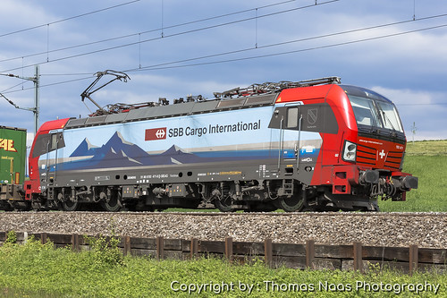 SBB Cargo International, 193 471-0 : Karlsruhe