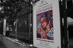Speedy Graphito - Photo of La Garde