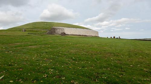 Newgrange mound tomb