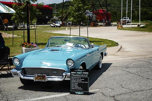 1957 Thunderbird